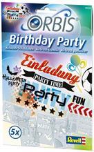 Set Sabloane Birthday Party