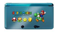 Set Super Mario Protector And Skin Nintendo 3Ds