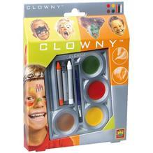 Set Vopsele Pentru Fata 4+3 Culori