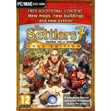 Settlers 7 Paths To A Kingdom Gold Edition Pc
