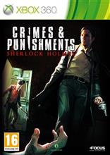 Sherlock Holmes Crimes And Punishments Xbox360