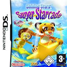 Shining Star Super Starcade Nintendo Ds