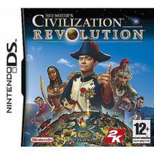 Sid Meier's Civilization Revolution Nintendo Ds