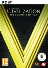 Sid Meiers Civilization V The Complete Edition Pc