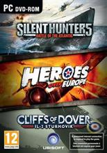 Silent Hunter 5 And Heroes Over Europe And Il-2 Sturmovik Cliffs Of Dover Pc