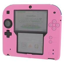 Silicone Protective Cover For Nintendo 2Ds Pink