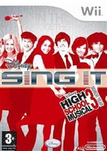 Sing It High School Musical 3 Senior Year Nintendo Wii