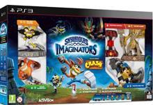 Skylanders Imaginators Starter Pack Crash Bandicoot Limited Edition Ps3