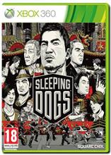 Sleeping Dogs Xbox360