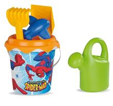 Smoby Set Nisip Mediu Spiderman