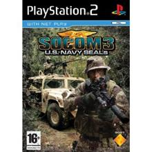 Socom 3 Us Navy Seals Ps2