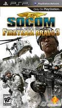 Socom Us Navy Seals Fireteam Bravo 3 Psp