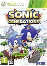 Sonic Generations Xbox360