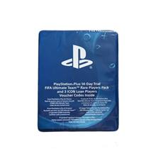 Sony Playstation Psn Plus Card 14 Days + Fifa Ultimate Team + Rare Players Pack Uk Ps4