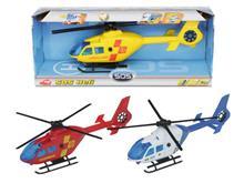 Sos Helicopter 25 Cm Sunet Si Lumini