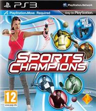 Sports Champions (Move) Ps3