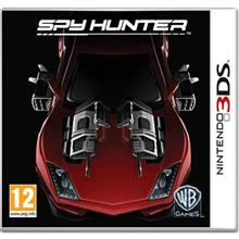 Spy Hunter Nintendo 3Ds