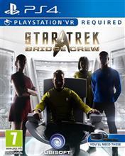 Star Trek Bridge Crew (Psvr) Ps4