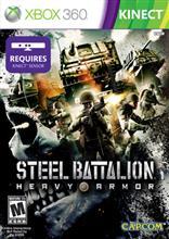 Steel Battalion Heavy Armor (Kinect) Xbox360