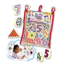 Stickere Pentru Baie Numere Si Forme Alex Toys