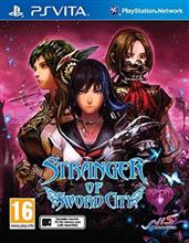 Stranger Of Sword City Ps Vita