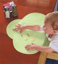 Summer Infant-70964-Protectie Pentru Masa Tiny Diner Green