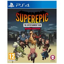 Superepic The Entertainment War Badge Edition Ps4