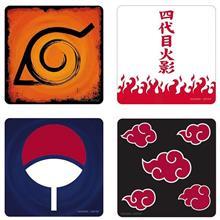 Suport Pahare Naruto Shippuden Emblems Coasters