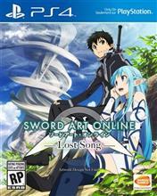 Sword Art Online Lost Song Ps4