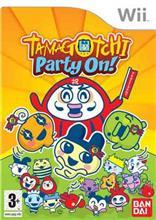 Tamagotchi Party On Nintendo Wii