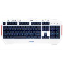 Tastatura Gaming Asus Cerberus Artic White