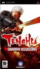 Tenchu Shadow Assassins Psp