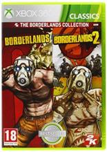 The Borderlands Collection Borderlands And Borderlands 2 Xbox360
