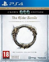 The Elder Scrolls Crown Edition Ps4