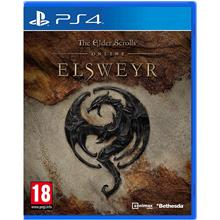 The Elder Scrolls Online Elsweyr Ps4