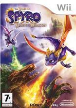 The Legend Of Spyro Dawn Of The Dragon Nintendo Wii
