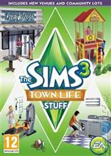 The Sims 3 Town Life Stuff Pc