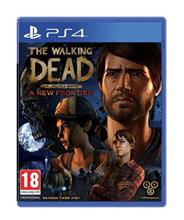The Walking Dead Telltale Series The New Frontier Ps4