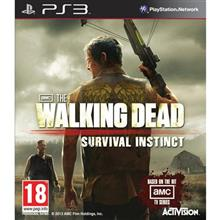 The Walking Dead Video Game Ps3