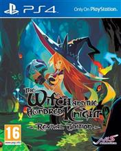 The Witch And The Hundred Knight Revival Edition Ps4