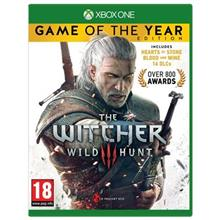 The Witcher 3 Wild Hunt Game Of The Year Xbox One