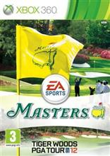 Tiger Woods Pga Tour 12 The Masters Xbox360