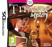 Titanic Mystery Nintendo Ds