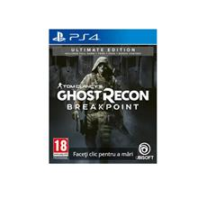 Tom Clancy S Ghost Recon Breakpoint Ultimate Edition Ps4