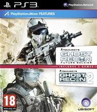 Tom Clancy's Ghost Recon Future Soldier And Advanced Warfighter 2 Ps3