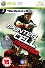 Tom Clancy's Splinter Cell Conviction Xbox360
