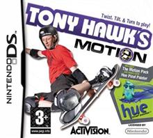 Tony Hawks Motion Nintendo Ds