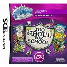 Too Ghoul For School 8 Books Flips Nintendo Ds