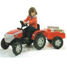 Tractor Mccormick Xtx