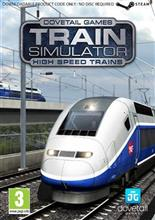 Train Simulator High Speed Trains Digi Card Pc